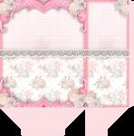 sacolinha 2 cha de bebe rosa 1