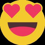 topo de bolo emoji 7