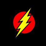 topo de bolo flash 5
