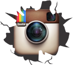 topo de bolo instagram 1