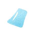 aplique azul