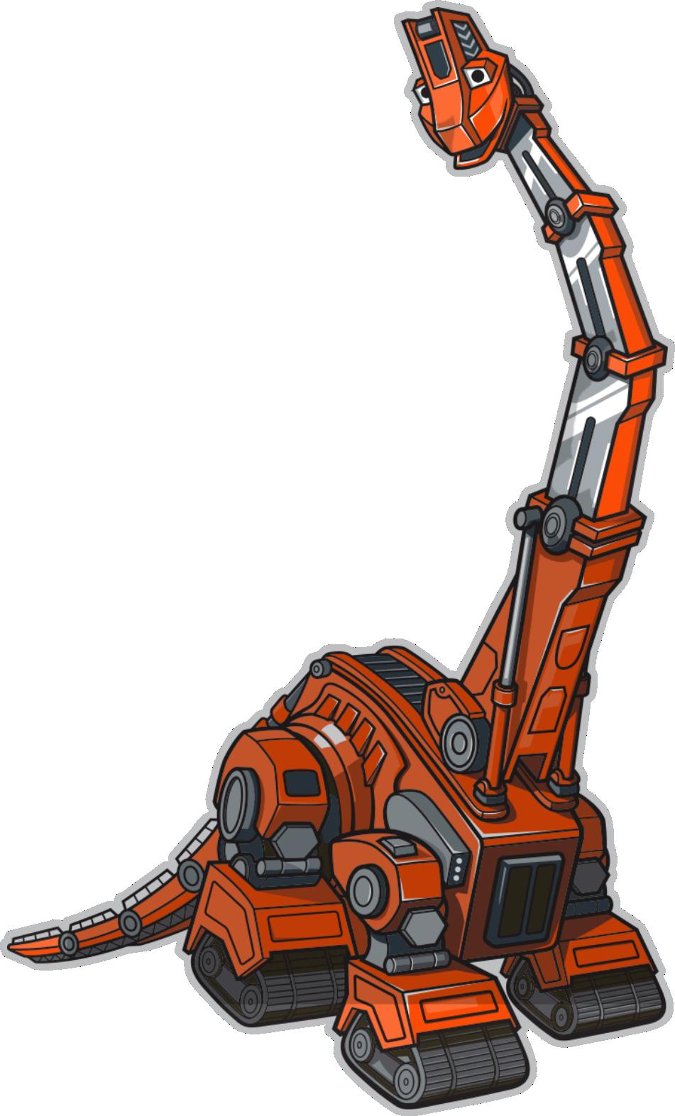 caixa cone aplique dinotrux 2