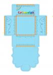 caixa elegante cocomelon