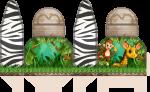 caixa malinha mickey safari