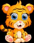 caixa malinha tigre mickey safari