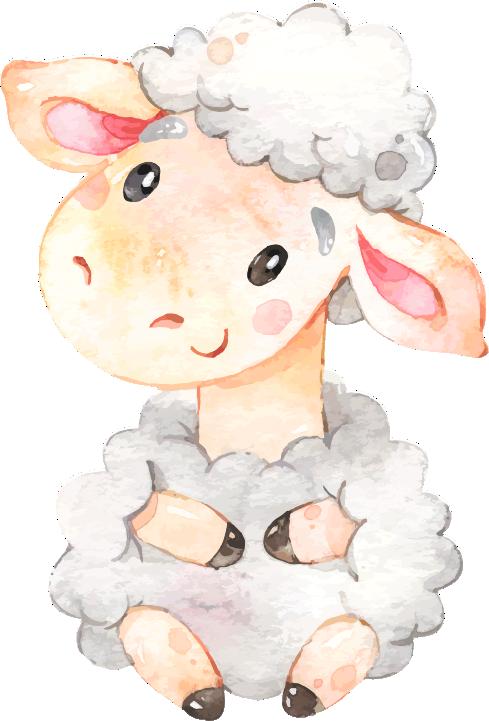 caixa milk ovelinha rosa 3