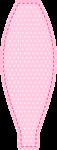 caixa piramide ovelhinha rosa 5