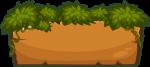 caixa sushi aplique mickey safari