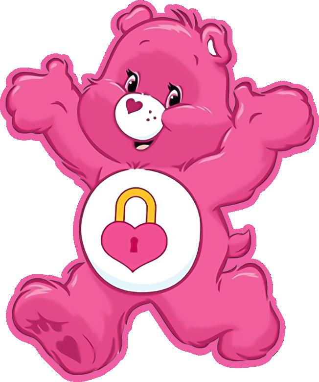 caixinha aplique ursinhos carinhosos rosa 2