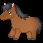 cavalo cute