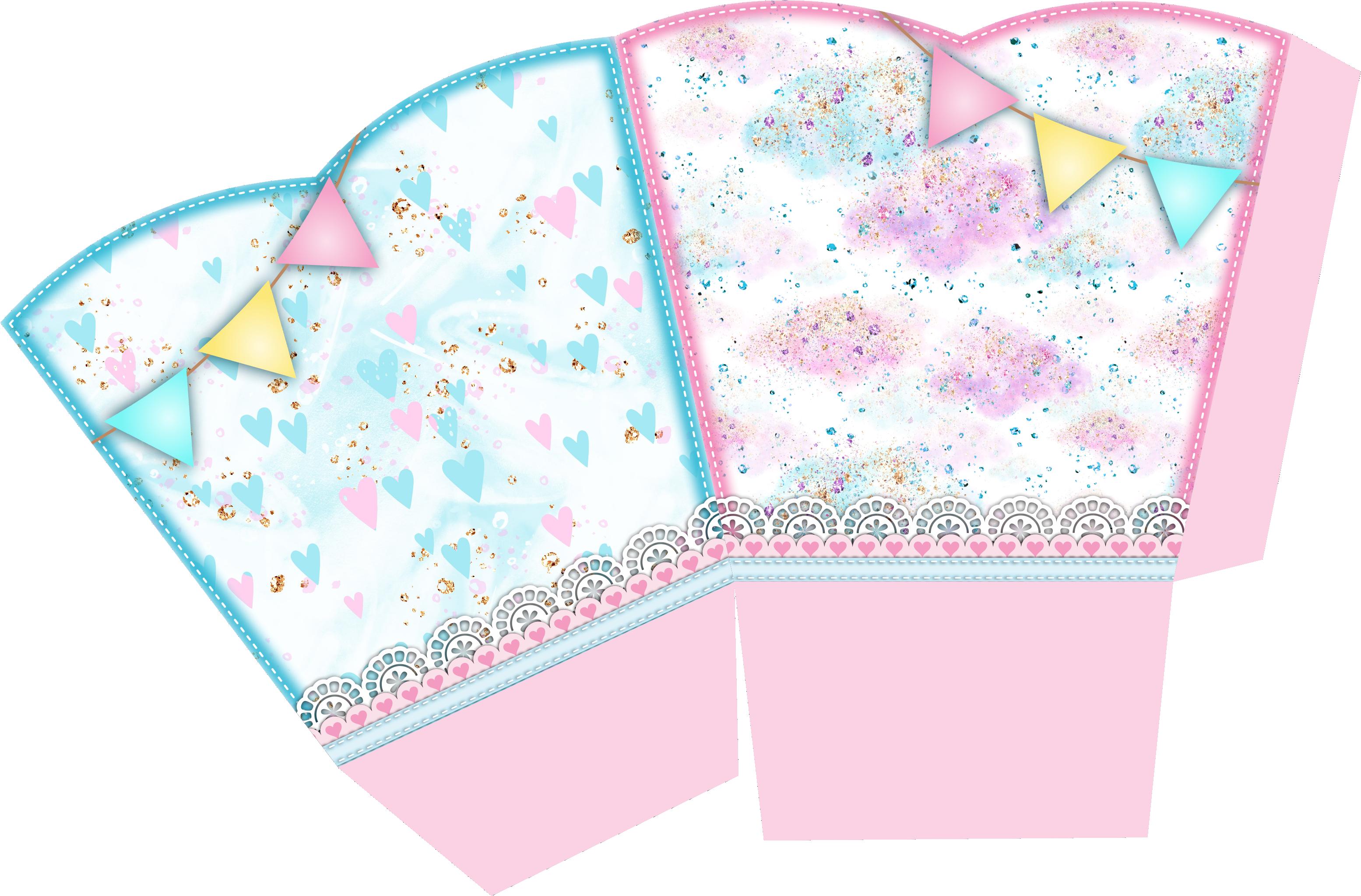 centro de mesa ursinhos carinhosos rosa
