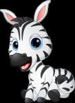centro de mesa zebra mickey safari