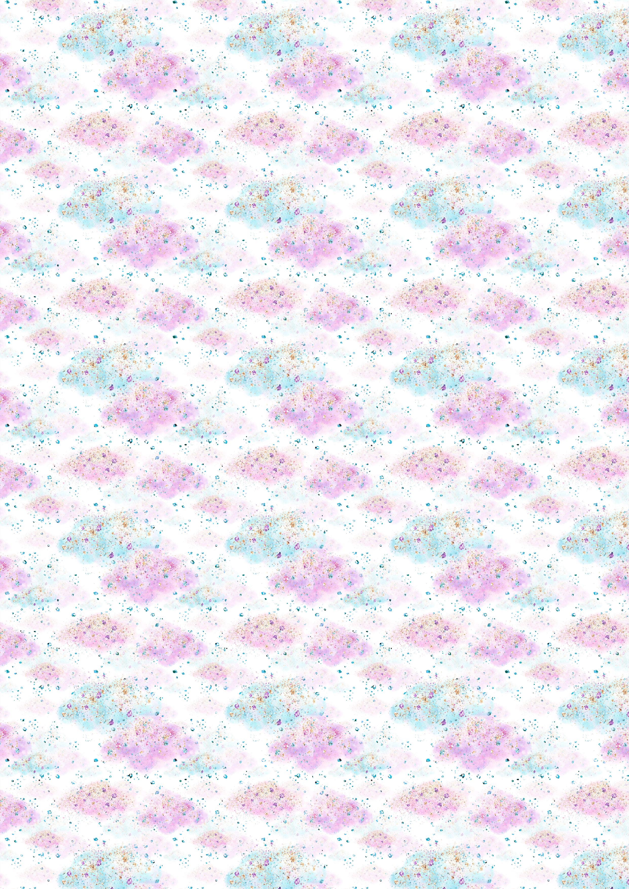 convite fundo ursinhos carinhosos rosa