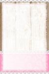 convite spirit rosa