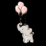 elefantinho aquarela 6