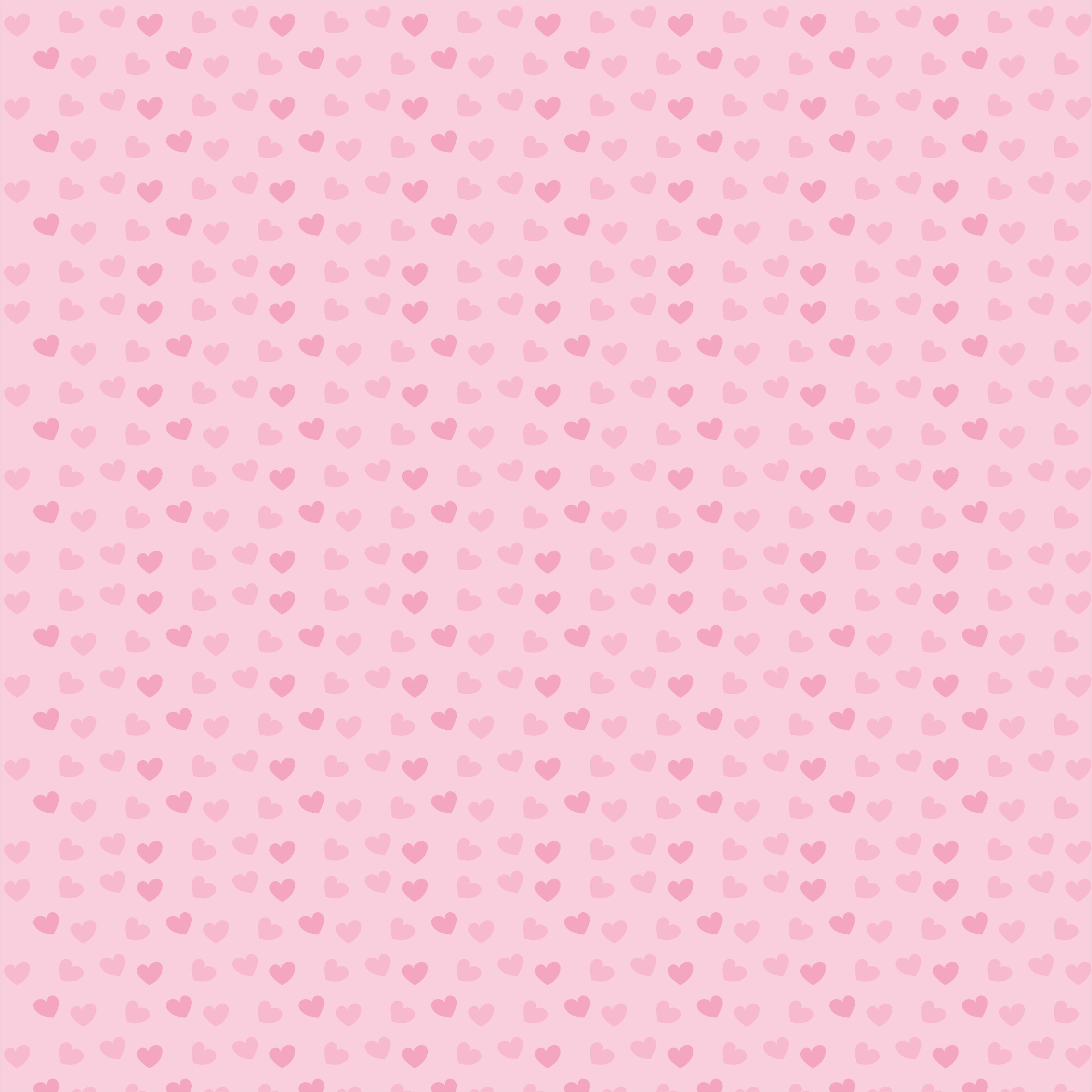 papel digital chuva de amor menina 4