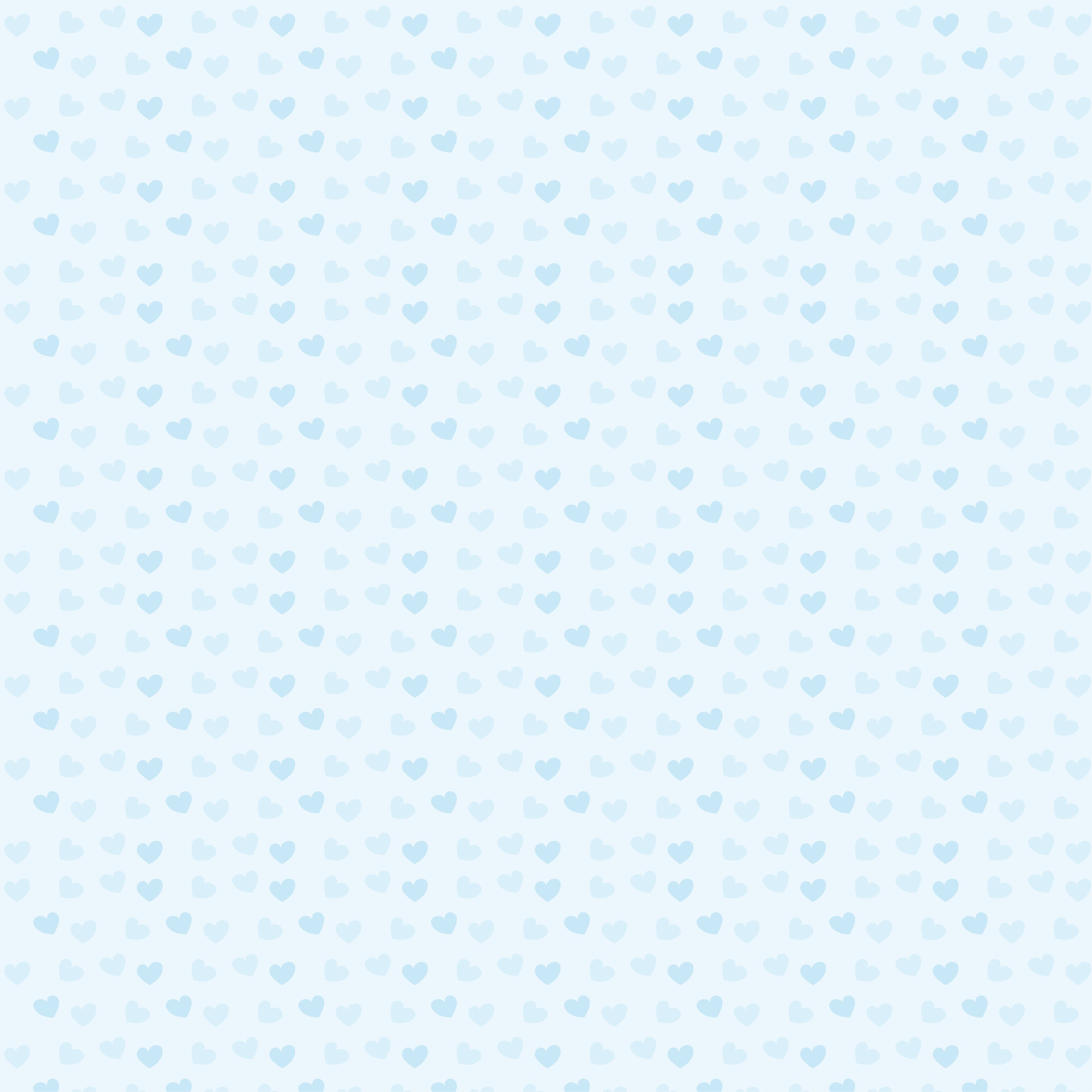 papel digital chuva de amor menina 6