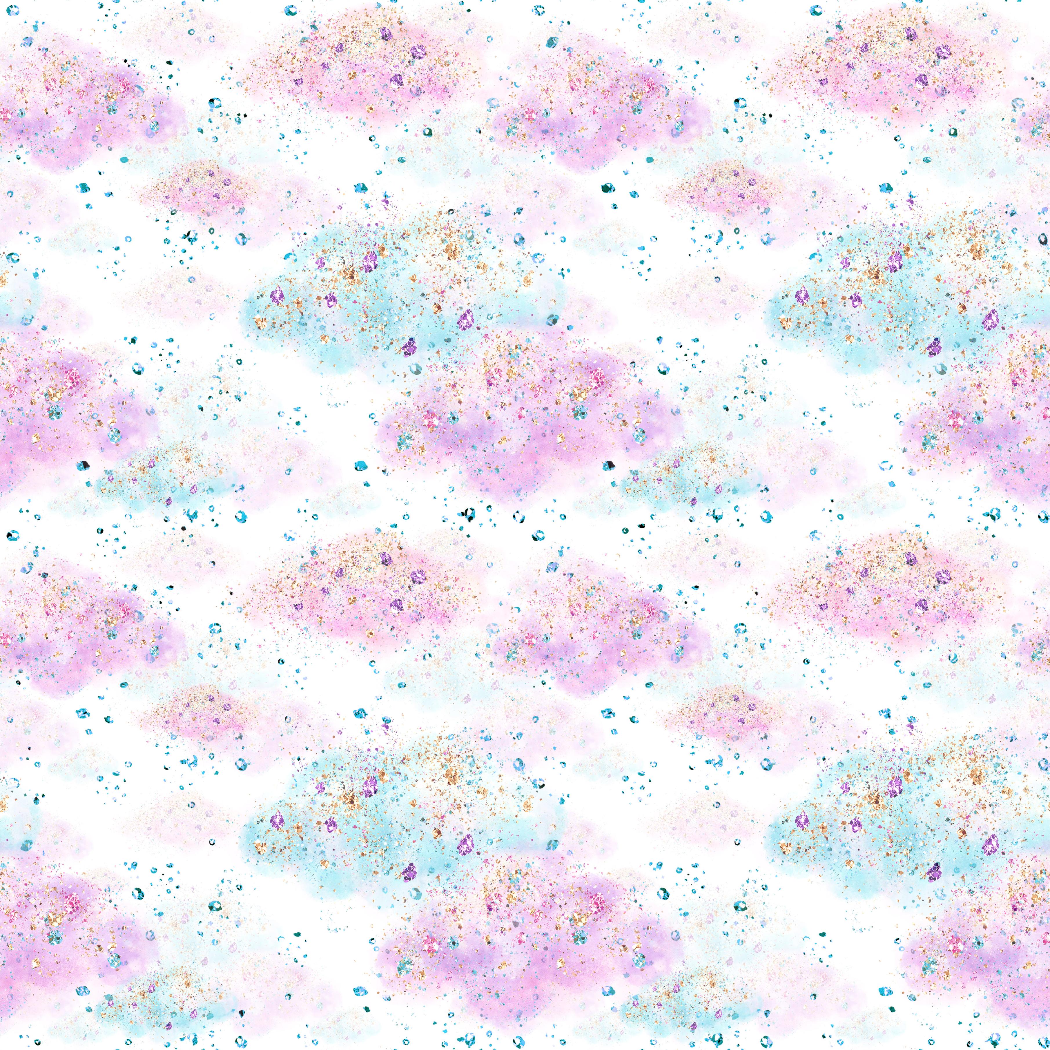 papel digital ursinhos carinhosos rosa 2