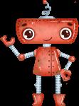 robo vermelho