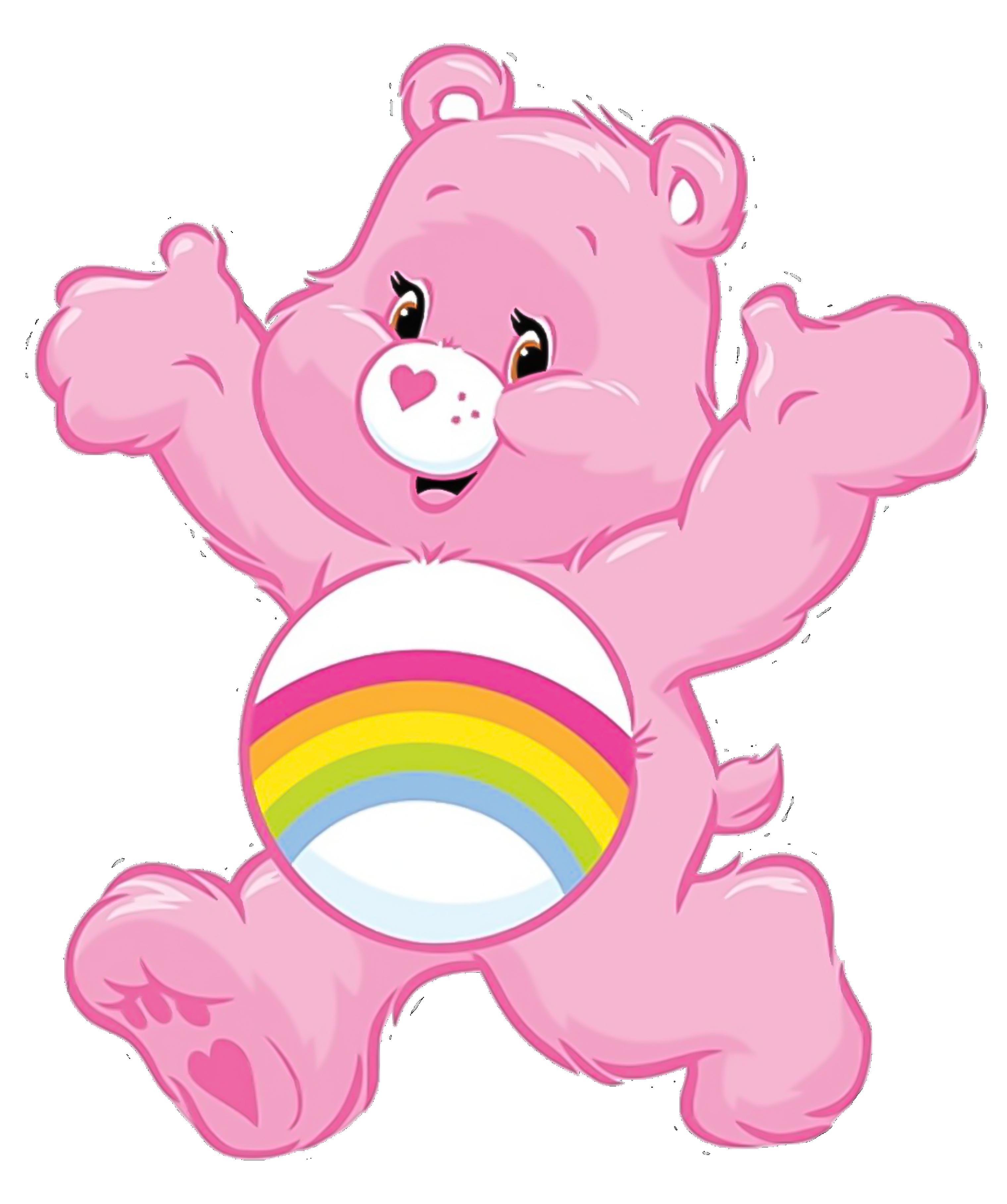 sacola aplique ursinhos carinhosos rosa