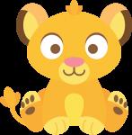 simba baby 1