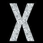 alfabeto personalizado halloween para colorir 24