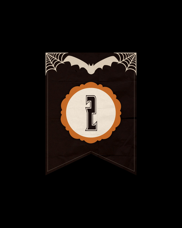 numeros dark halloween 2