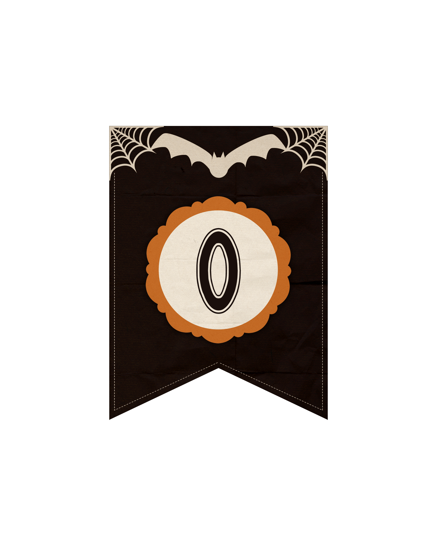numeros dark halloween